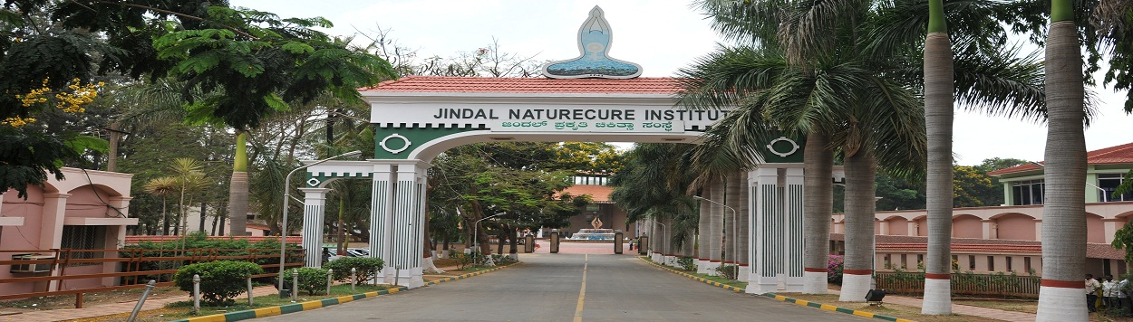 Jindal Naturecure Institute in Bangalore