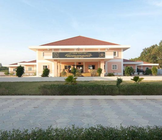 Ratan Veer Nature Cure Centre in kutch, Gujarat, INDIA
