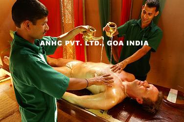 ANHC Ayurveda Centre in Goa
