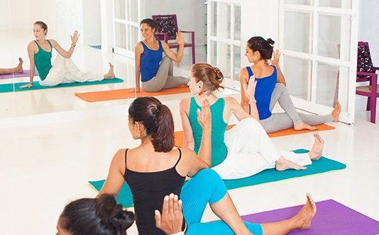 The Om Space in Colombo | Best Yoga Classes Sri Lanka