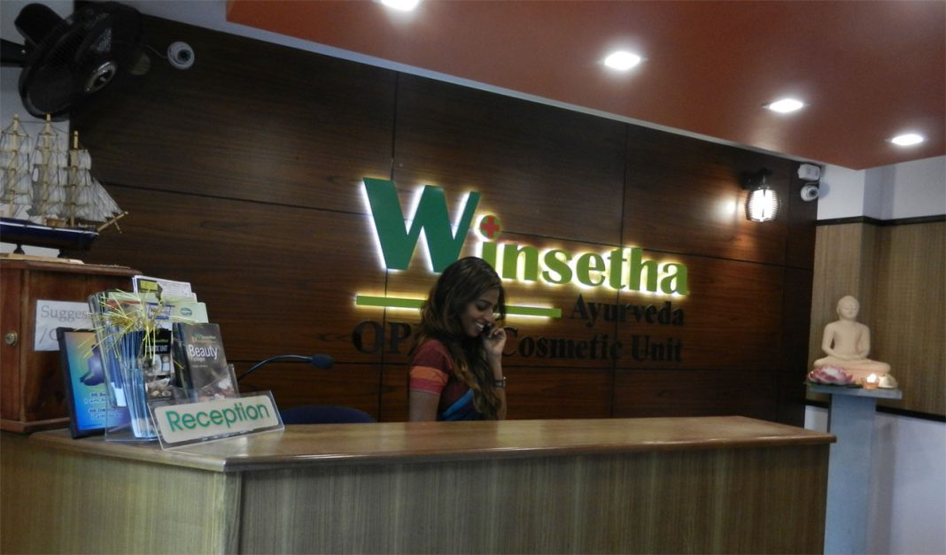 ⇨ Winsetha Ayurveda Hospital in Lavinia | Best Nature Cure