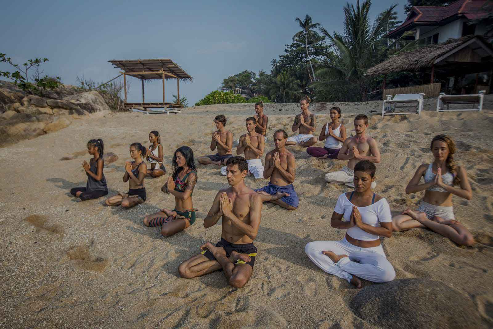 Vikasa Yoga Retreat & Hotel in Koh Samui