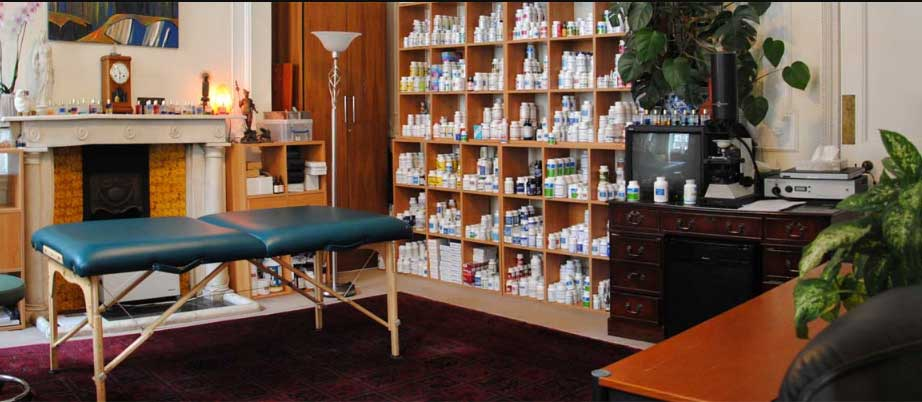 Natural Health and Wellness Centre Ltd at London – UK