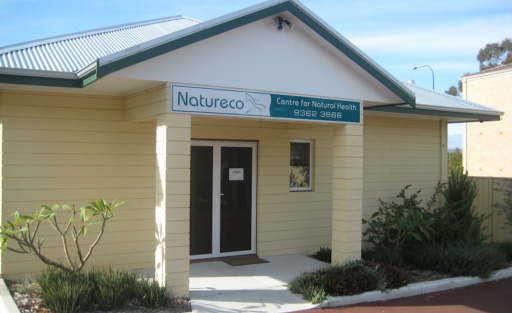 Natureco Centre for Natural Health at East Victoria Park WA