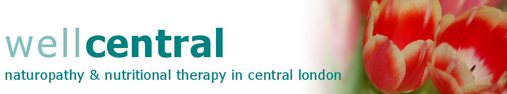 Well Central | Naturopathy & Nutritional Therapy in Central London | UK