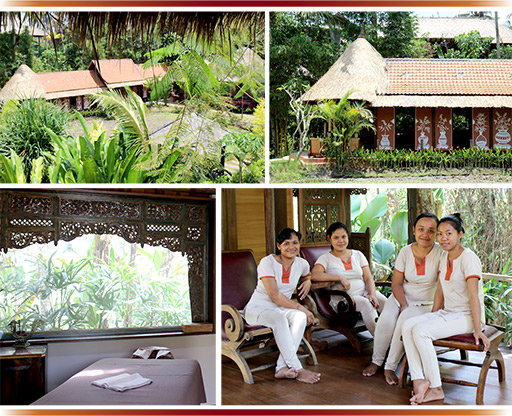Kush Ayurvedic Rejuvenation Center at The Yoga Barn in Bali