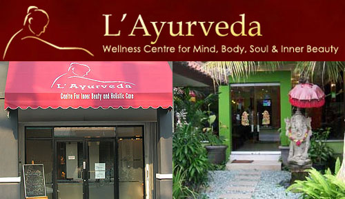 L'Ayurveda Wellness Center in South Jakarta & Bali, Indonesia