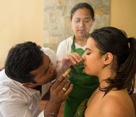 Oneworld Ayurveda Panchakarma Center in Bali Indonesia